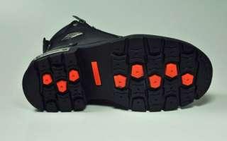 HARLEY DAVIDSON Havoc 5 Women Size Side Zip Black Leather Biker Boots