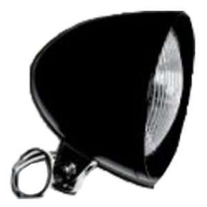 Bobber Harley Custom Chopper Headlight Flat Black