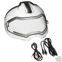 Ski Doo Modular Helmet Electric Heated Shield Visor Kit