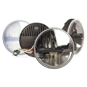 Truck Lite 27270C 7 Round LED Headlamp Automotive