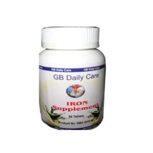 Natural Iron Supplement Health & Personal Care