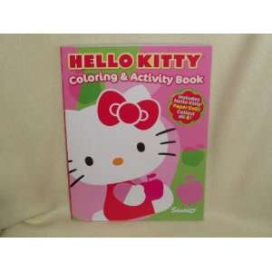 Hello Kitty Coloring & Activity Book Toys & Games