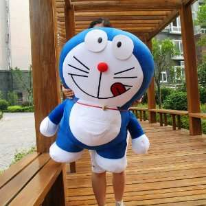 Big Cute Official Good Large Doraemon Plush Doll Toy 39