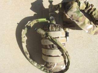 Ninja, G7, HPA, Paintball Air Fill Whip Remote Hose Extension Multicam