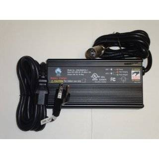electric wheelchair scooter battery charger 4A 24V 3 prong