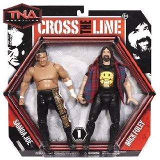 3,000 Made) Wrestlemania 22 Action Figure Mick Foley Toys & Games