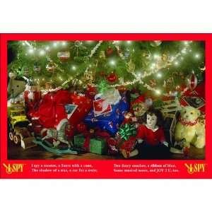 I Spy**UNDER THE TREE**500 Piece Christmas Jigsaw Puzzle