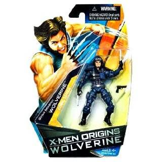 Men Animated Action Figure Wolverine (Black Clothes) Toys & Games