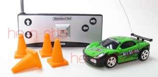 Mini RC Radio Remote Control Racing Car Coke Can Car 2010B 7 9189 7