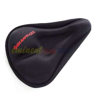 Cycling Bike Bicycle Seat Saddle Cover Cushion Pad   3D Silicone type