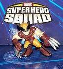 MARVEL SUPER HERO SQUAD IRON MAN 48A Repulsor items in MICRO MANIAC
