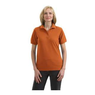 Port Authority Ladies Silk Touch; Sport Shirt. L500