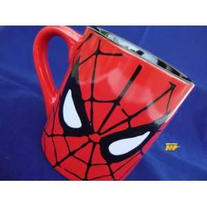 Disney Marvel Comics Spider Man Collectible Coffee Mug Classic