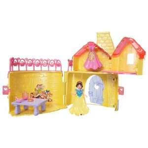 Disney Princess Royal Party Snow White Palace Playset