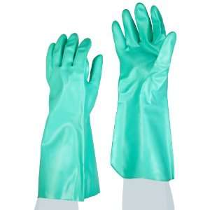 Mapa STANSOLV Nitrile Glove, 15.5 Length, 22 mils Thick, Size 10