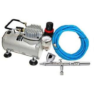 IWATA HP CS Eclipse AIRBRUSH w/COMPRESSOR KIT Air Brush