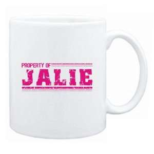 New  Property Of Jalie Retro  Mug Name