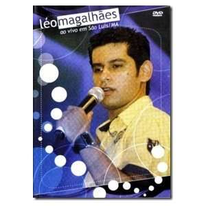 DVD   Léo Magalhães   Ao Vivo Em São Luis/ma Movies