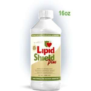 Lipid Shield LipidShield Plus   Liquid 16 oz.   Model NH