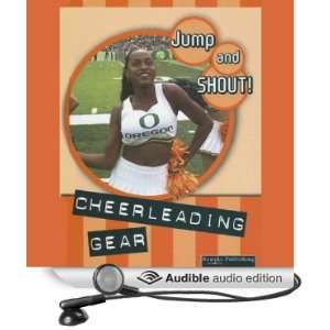 Cheerleading Gear Jump and Shout, Book 1 (Audible Audio