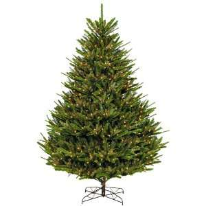 Prelit Christmas Tree with Multi color Lights