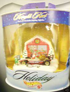 Holiday Hot Wheels Kringles Kart Series 4 No.3of 3