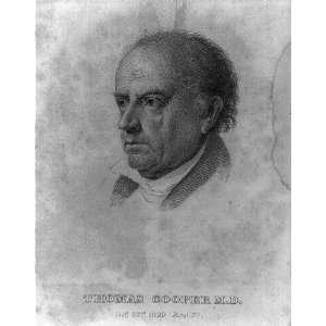 Thomas Cooper,1759 1839,economist,college President