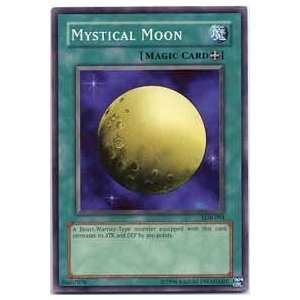 YuGiOh Legend of Blue Eyes White Dragon Mystical Moon LOB