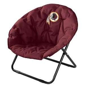 Northpole Washington Redskins Nfl Dish Chair
