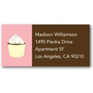 Gift Tag Stickers   Sweet Cupcakes Girl By Kinohi Designs Automotive