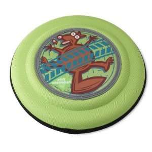 Flying Discs Squirrel Dog Toy in Green: Pet Supplies