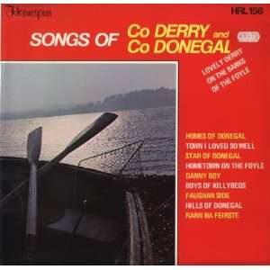 Songs of Co Derry and Co Donegal: Anne & Francis Brolly, Breege Kelly