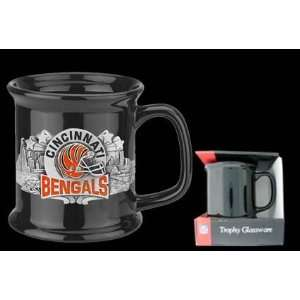 Cincinnati Bengals Coffee Mug Sports & Outdoors