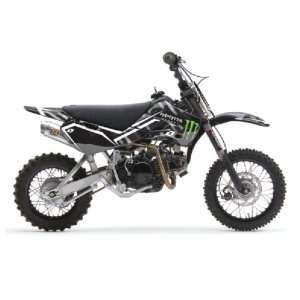 One Industries 2010 MONSTER Graphics Kawasaki KX 65 KLX