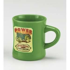 John Deere Power Diner Mug
