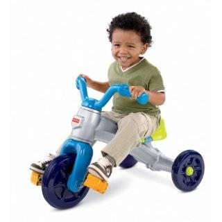 Fisher Price Harley Davidson Motorcycles Tough Trike: Toys