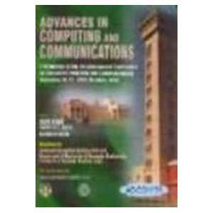 Advances in computing and communications Proceedings of