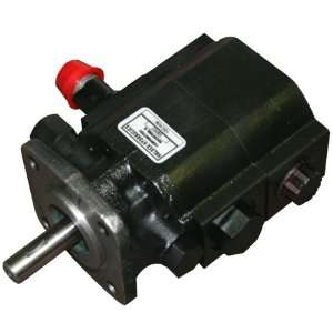 Two Stage Hydraulic Log Splitter Pump, 11 GPM Patio, Lawn