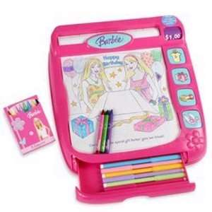 Electronic Talking Shop n Draw Rolling Activity Desk Toys & Games