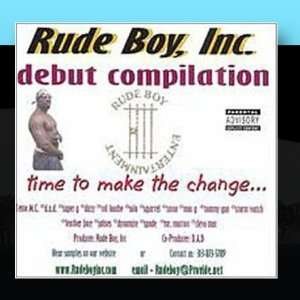 Time To Make The Change Inc. Various Artist Rude Boy Music