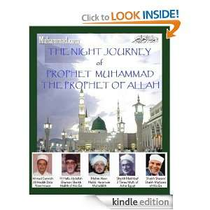 THE NIGHT JOURNEY OF PROPHET MUHAMMAD Norkhadejah Darwish, Ahmad