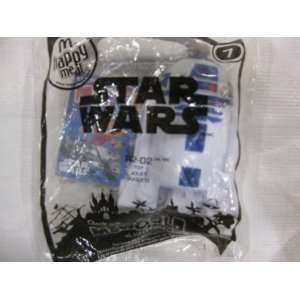 McDonalds Happy Meal Toy Star Wars R2 D2 2010 Toys & Games