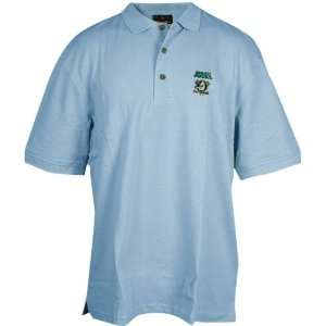 Anaheim Ducks Classic Light Blue Polo Shirt Sports & Outdoors
