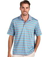 adidas Golf   ClimaLite® Merchandising Stripe Polo