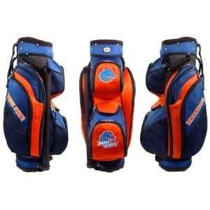 NCAA Boise State Broncos Lettermans Club Cooler Cart Bag