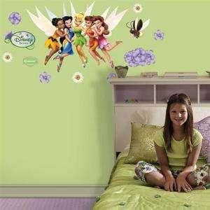 Disney Fairies   Fathead Jr wall sticker decal