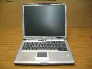 Dell Latitude D510 Laptop Celeron 1.3GHz Parts/Repair