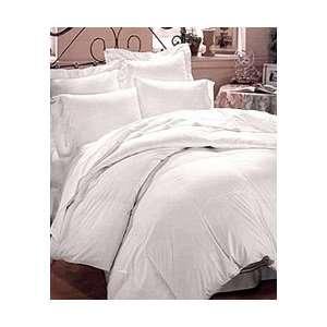 Naples Goose Down Comforter Full/Queen (White) (88H x 90