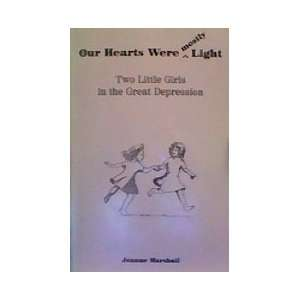 Our hearts were mostly light: Two little girls in the