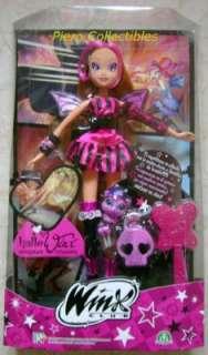 Winx Club Lady Hallowinx Doll FLORA Giochi Preziosi Italy